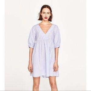 New with tag ZARA BABYDOLL DRESS size XS